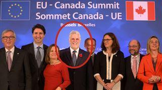 CETA- le Premier ministre québécois REMERCIE la Wallonie pour les améliorations obtenues