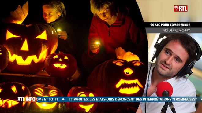 90 secondes pour comprendre pourquoi les citrouilles sont associées à Halloween: découvrez la légende de