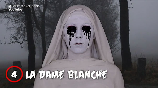 DIY: voici 5 déguisements d'Halloween vraiment effrayants à fabriquer en dernière minute (vidéo)