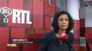 Marie Arena s'en prend à un commissaire européen- Cette personne n'est pas digne de représenter l'Europe