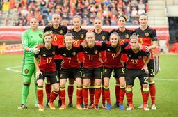 Euro de foot féminin: voici les adversaires des Belges, surnomées les 'Red Flames'