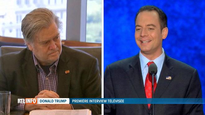 Voici les hommes les plus importants de l'équipe Trump: l'un compare l'avortement à l'holocauste, l'autre va supprimer l'Obamacare