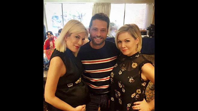 Les acteurs de Beverly Hills 90210 réunis sans Shannen Doherty, ils lui adressent un message très émouvant (photos)