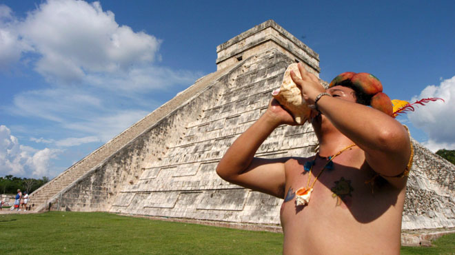 Mexique: le mystère de la grande pyramide de Kukulcan enfin percé