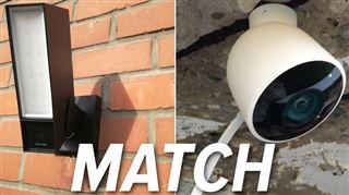 COMPARATIF - Nest Cam Outdoor – Netatmo Presence, quelle est la meilleure caméra de sécurité d'extérieur à installer soi-même ?