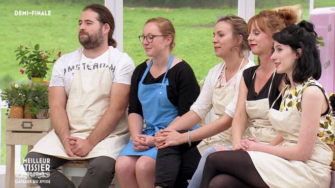 Le Meilleur Pâtissier: qui a été éliminé aux portes de la finale?