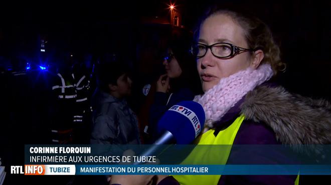 Fermeture des urgences à Tubize: