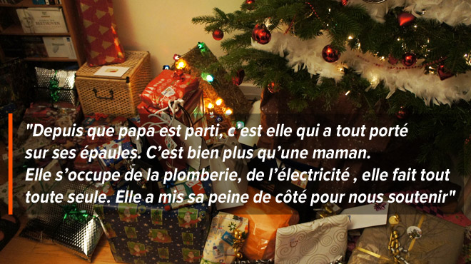 Vos messages de Noël: