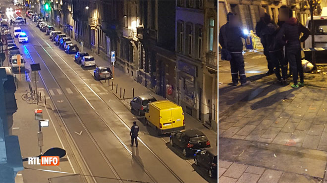 Opération de police à Schaerbeek: l'homme arrêté en possession d'armes placé sous mandat d'arrêt