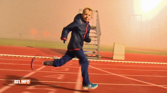 Une prothèse a changé la vie de Mathis, 6 ans, fan d'athlétisme: une association lance un appel à tous les enfants amputés