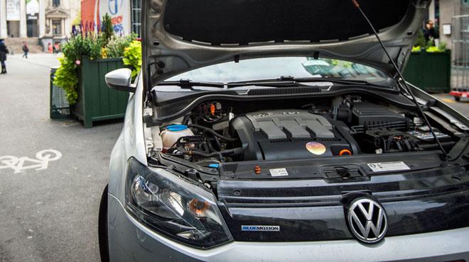 Dieselgate: Volkswagen plaide coupable de