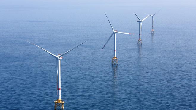 Les deux nouveaux parcs éoliens installés en Mer du Nord coûtent très cher… Trop cher?