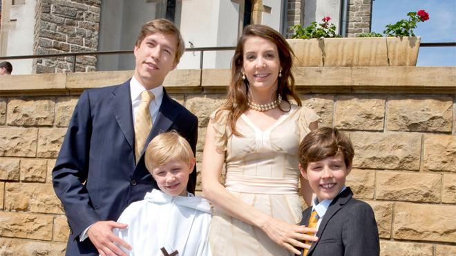 Divorce à la cour du Luxembourg: la princesse Tessy réagit publiquement