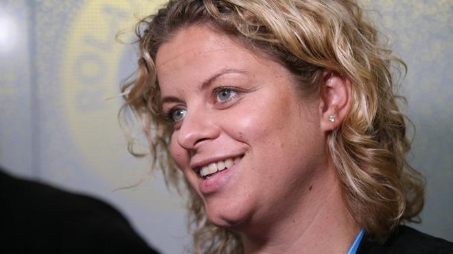 Tennis: Kim Clijsters reçoit un grand honneur