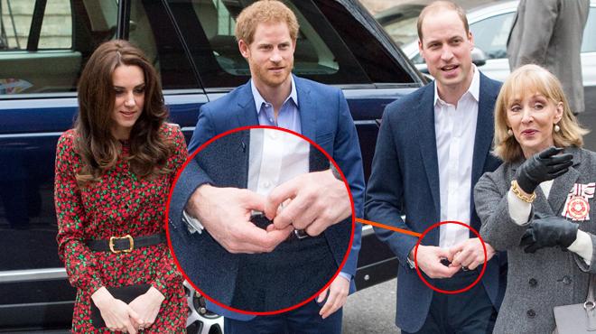 Angleterre: pourquoi Kate Middleton porte une alliance, mais pas le Prince William
