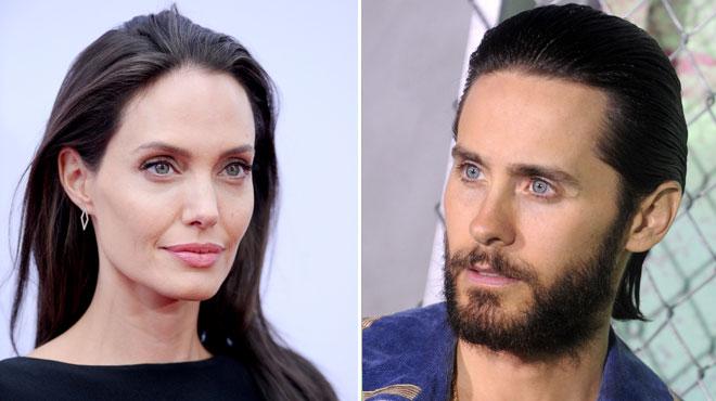 Angelina Jolie en couple avec Jared Leto?