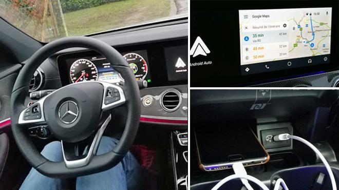 TEST: faites de votre smartphone Android le cerveau de votre voiture