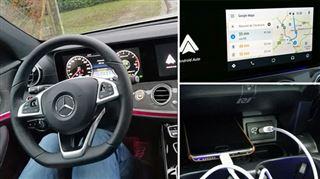 TEST- faites de votre smartphone Android le cerveau de votre voiture