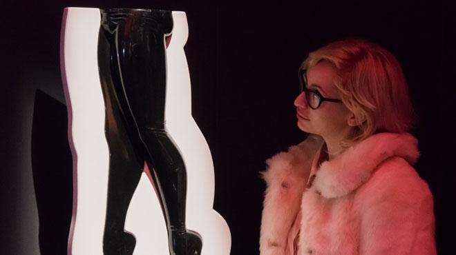 Erotisme: une vente aux enchères dépasse les 6 millions d'euros à Londres (photos)