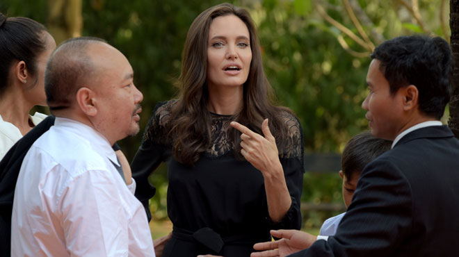 Pour la première fois depuis son divorce, Angelina Jolie s'exprime