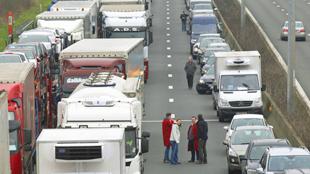Comparatif des embouteillages dans le monde: Anvers presqu'au niveau de Bruxelles… loin derrière le record de Los Angeles
