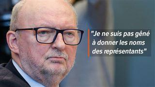Pour Georges Pire, ex-administrateur de Publifin, les partis étaient bien au courant des comités de secteur