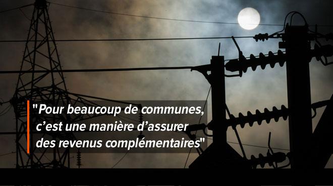Les intercommunales empêchent de faire baisser votre facture d'électricité
