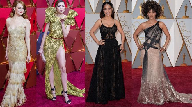 Découvrez les plus BELLES et les plus LAIDES robes de cette cérémonie des Oscars 2017 (photos)