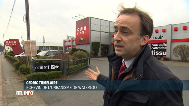 Waterloo ne veut pas de l'arrivée d'un supermarché Lidl: