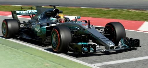 Formule 1: pourra-t-on dépasser en 2017 ?