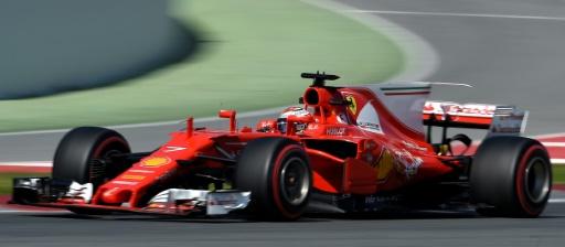 F1: fin des essais hivernaux de Barcelone en attendant le changement
