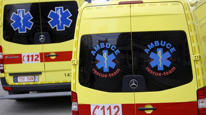 Grave accident sur le Ring à Wauthier-Braine: trois personnes éjectées