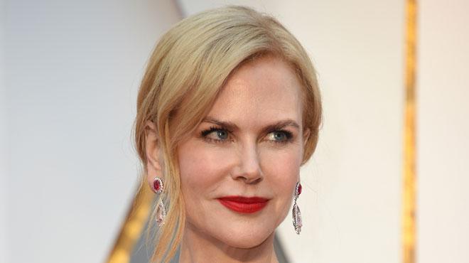 Nicole Kidman TRANSFIGUREE en quelques jours: