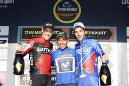 Tirreno-Adriatico - Nairo Quintana et Rohan Dennis grimpent au classement WorldTour