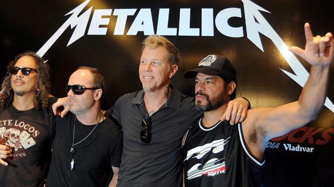 Metallica sportpaleis tickets