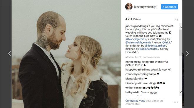 Cœur de Pirate: elle fait son coming-out, divorce et puis… se remarie dans un magnifique décor (photos)