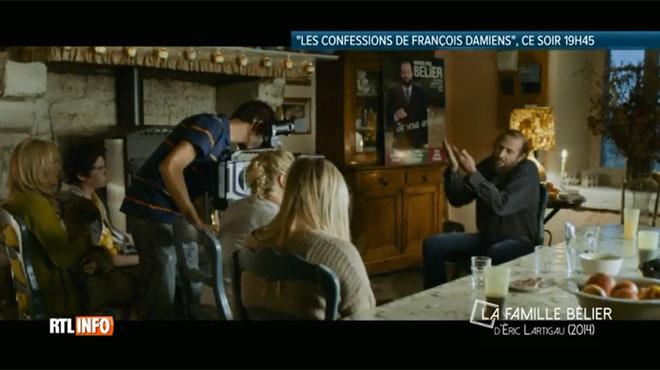 François Damiens raconte comment il a failli passer à côté de son rôle dans La Famille Bélier: