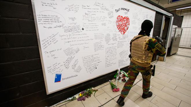 Le point complet sur l'enquête des attentats du 22 mars, un an après: ce que l'on sait et les zones d'ombre