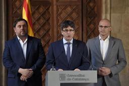 Le gouvernement catalan redemande à Madrid un référendum