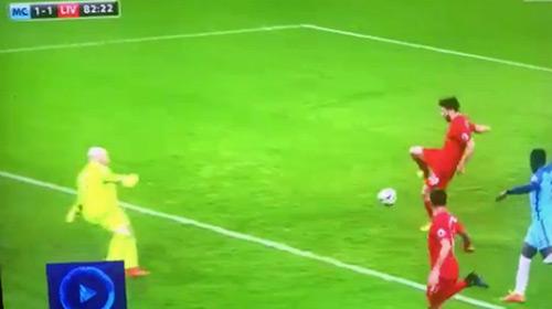 L'incroyable raté de Lallana, qui aurait du offrir la victoire à Liverpool à la 80e (vidéo)