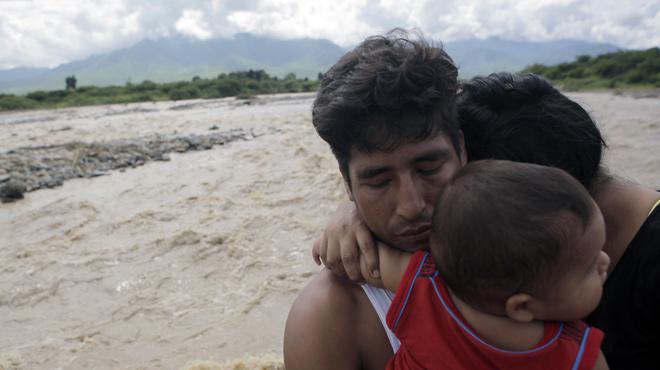 Inondations, avalanches et coulées de boues au Pérou: au moins 75 morts