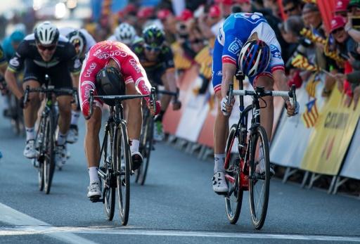 Tour de Catalogne: Cimolai (FDJ) vainqueur au sprint de la 1re étape