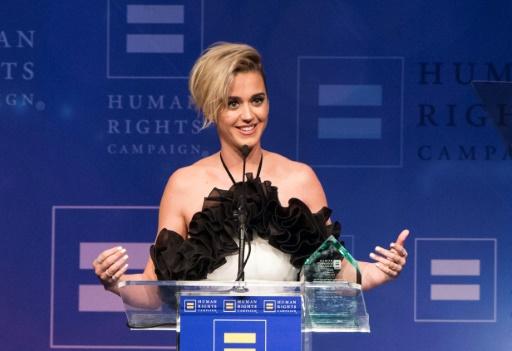 Katy Perry s'érige en défenseure des droits homosexuels