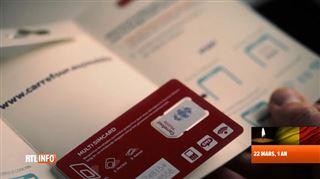Désormais, chaque acheteur de carte SIM prépayée est obligé de livrer son identité- d'après ce test, le système a quelques failles