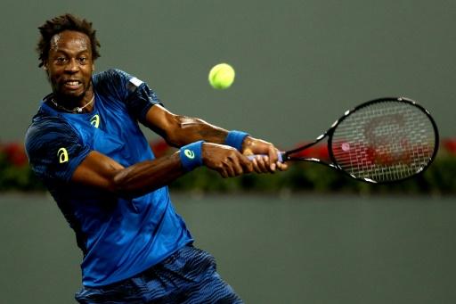 Tennis: Monfils souffre d'une fissure du tendon d'Achille