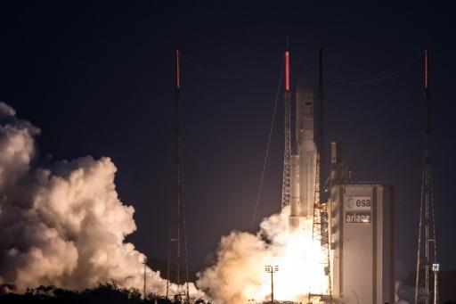 Kourou : un mouvement socialentraine le report du lancement d'Ariane