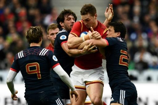 Six nations: aucune preuve formelle de morsure lors de France-Galles, aucun joueur cité