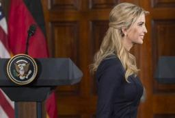Ivanka Trump, la fille du président américain, disposera d'un bureau à la Maison Blanche