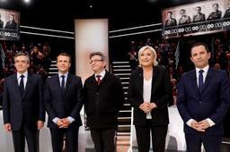 Présidentielle française - Après presque 3h30 de débat, les candidats décochent leurs dernières flèches