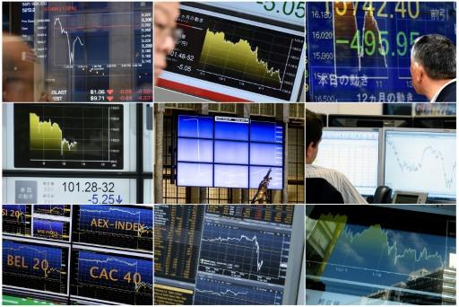 La Bourse de Paris termine en baisse de 0,19%